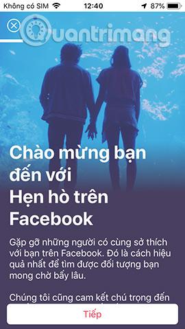 Cách xóa hồ sơ hẹn hò Facebook, tạo Facebook Dating mới - Ảnh minh hoạ 9