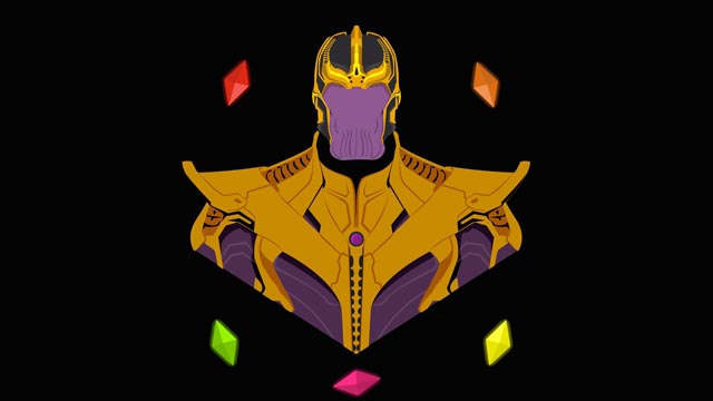 Thanos Wallpaper 13