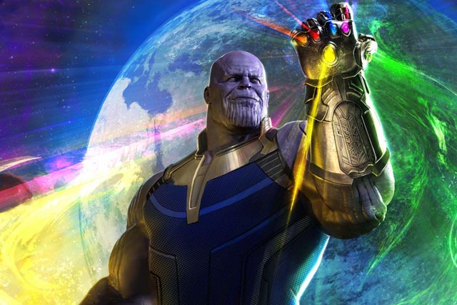 Thanos Wallpaper 16