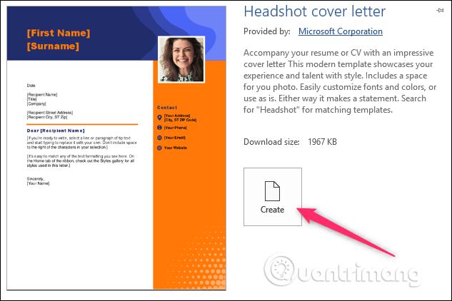 Cách tạo Resume trong Microsoft Word - Ảnh minh hoạ 3