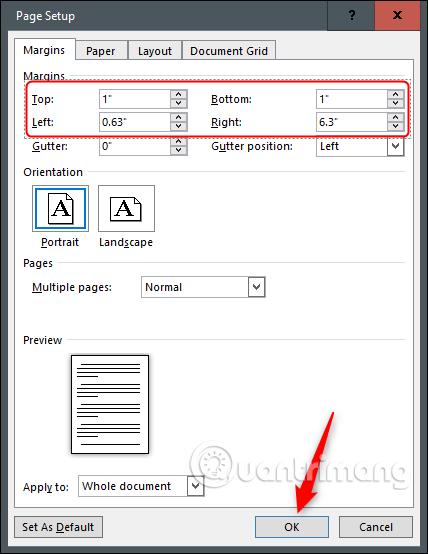 Cách tạo Resume trong Microsoft Word - Ảnh minh hoạ 6