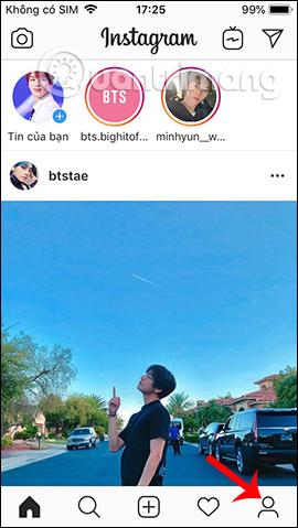 Cách không lưu ảnh gốc Instagram vào album trên iPhone