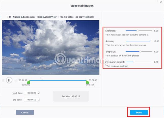 Tìm hiểu về công cụ chỉnh sửa video 4K VideoProc