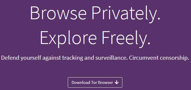 Cách truy cập Facebook qua mạng Tor