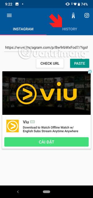 Cách tải ảnh và video trên Instagram trên Android để chia sẻ cho bạn bè - Ảnh minh hoạ 4