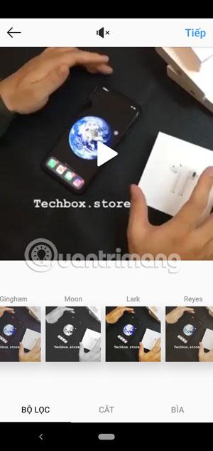 Cách tải ảnh và video trên Instagram trên Android để chia sẻ cho bạn bè - Ảnh minh hoạ 6