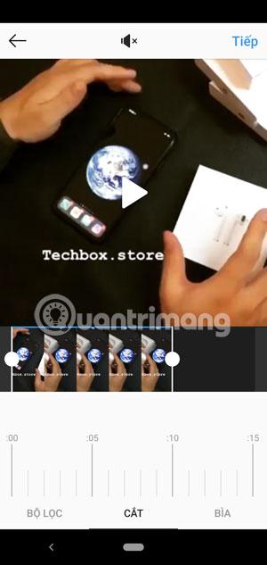 Cách tải ảnh và video trên Instagram trên Android để chia sẻ cho bạn bè - Ảnh minh hoạ 7