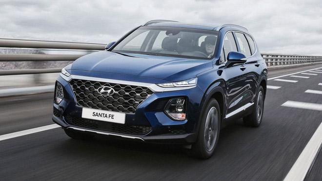 Hyundai SantaFe 2019 2