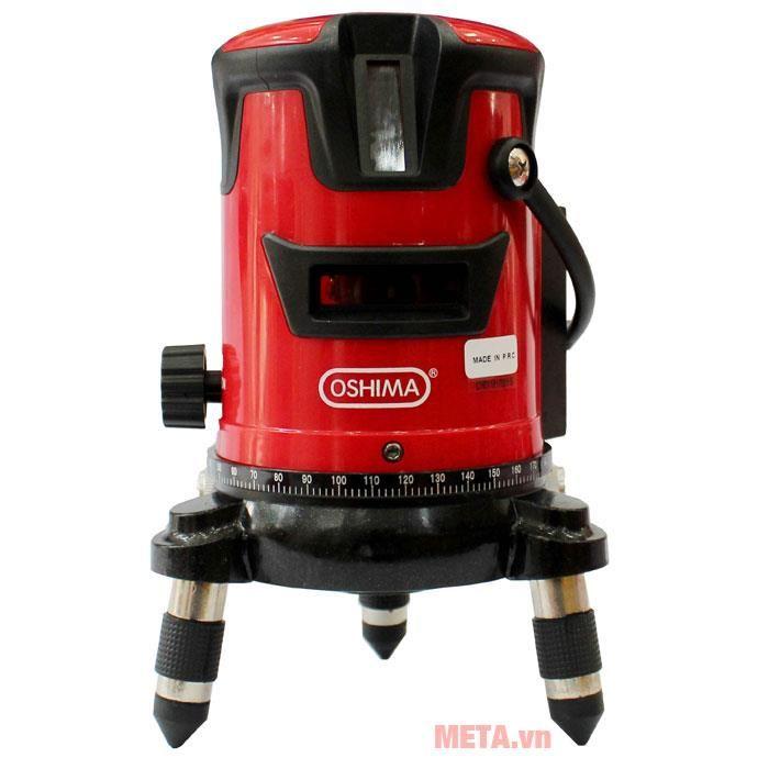Máy cân bằng laser 5 tia Oshima CM5D