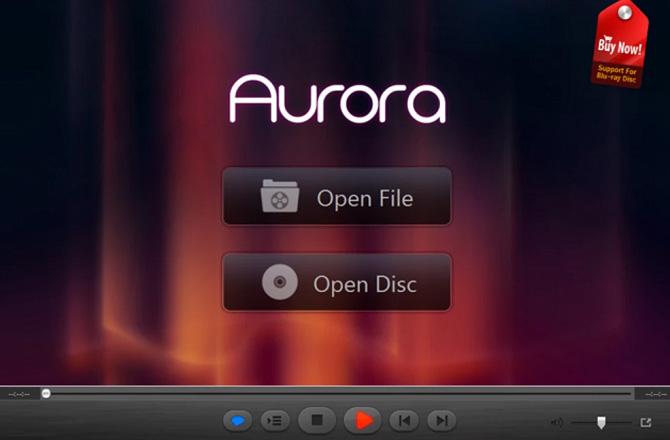 Phần mềm Aurora