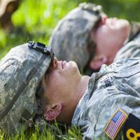 Cách ngủ nhanh chỉ sau 2 phút của lính Mỹ