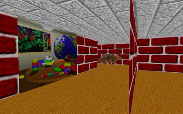 Trình bảo vệ màn hình 3D Maze