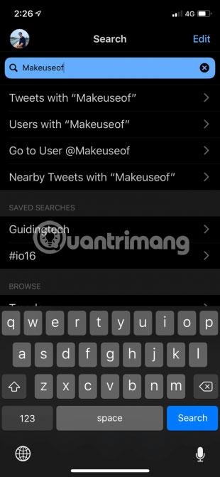 Tweetbot 5 bị hạn chế khi nói đến DM
