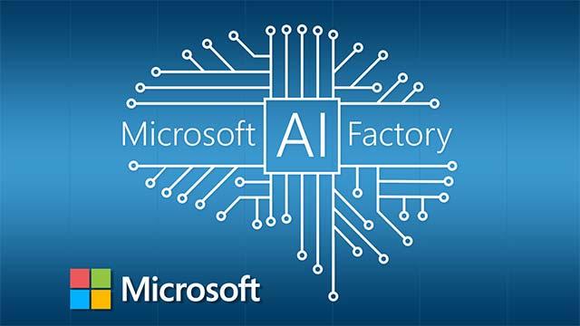 Microsoft đang quan tâm đến AI