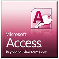Tổng hợp phím tắt Access hữu ích