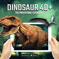Cách dùng Dinosaur 4D+ và bộ sưu tập khủng long 4D