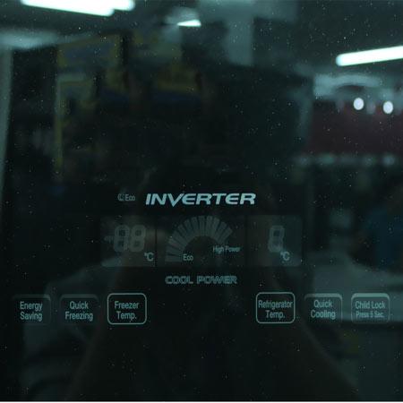 Tủ lạnh Hitachi 382 lít r-wb475pgv2 3