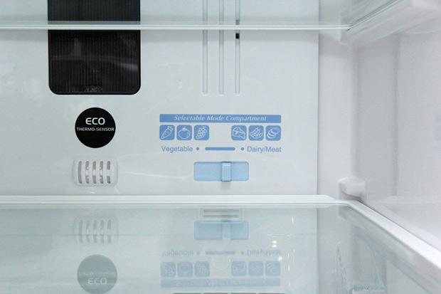 Tủ lạnh Hitachi 382 lít r-wb475pgv2 5