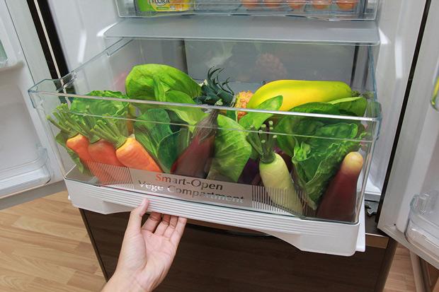 Tủ lạnh Hitachi 382 lít r-wb475pgv2 6