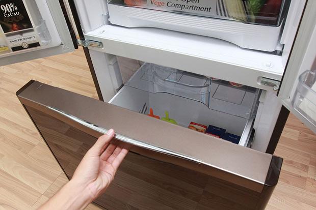 Tủ lạnh Hitachi 382 lít r-wb475pgv2 7