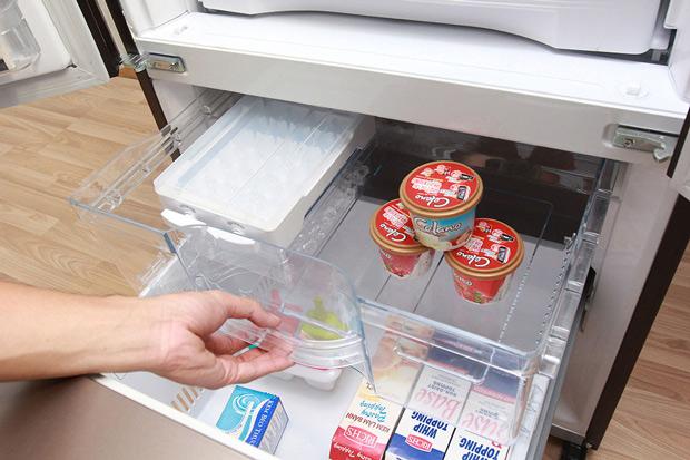 Tủ lạnh Hitachi 382 lít r-wb475pgv2 8