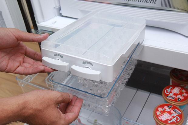 Tủ lạnh Hitachi 382 lít r-wb475pgv2 9