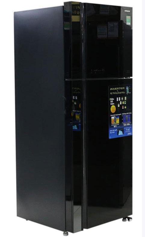 Tủ lạnh Hitachi 365 lít r-vg440pgv3 gbk 2 cửa 3