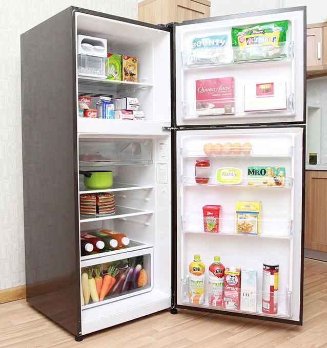 Tủ lạnh Hitachi 395 lít r-vg470pgv3 3