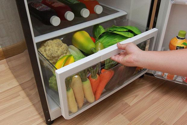 Tủ lạnh Hitachi 395 lít r-vg470pgv3 9