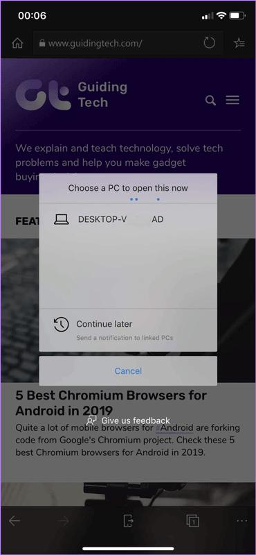 Kết nối với máy tính