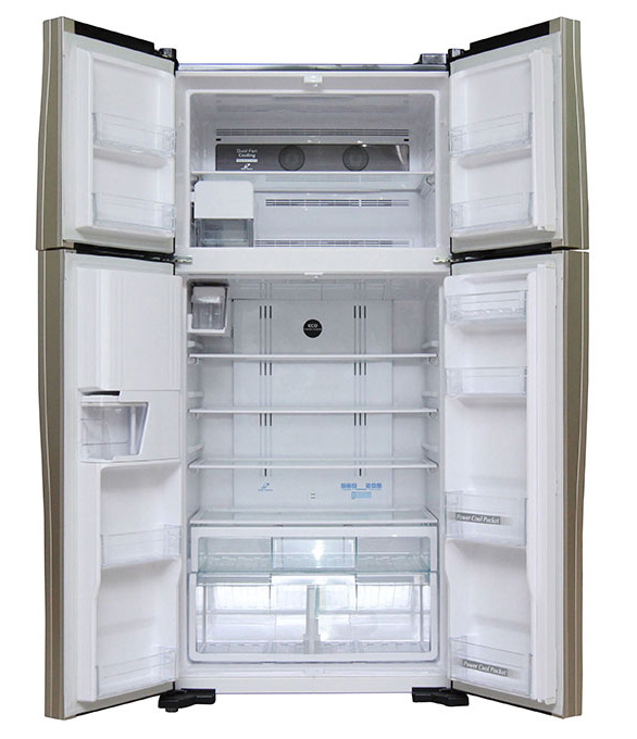 Tủ lạnh Hitachi 540 lít r-w660fpgv3x gbk 5