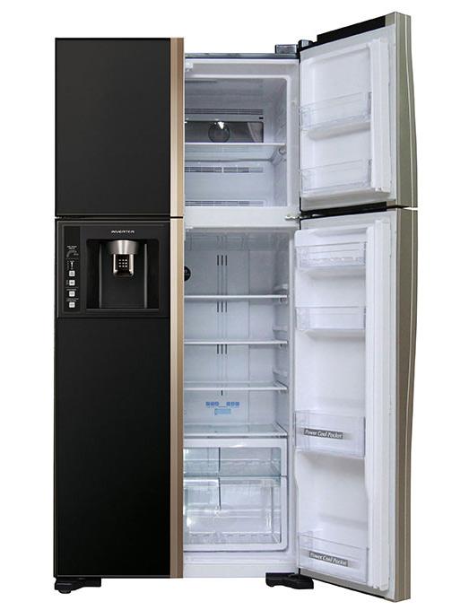Tủ lạnh Hitachi 540 lít r-w660fpgv3x gbk 6