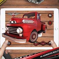 Cách dùng Cars 4D+ chiếu hình ô tô và bộ ảnh ô tô 4D