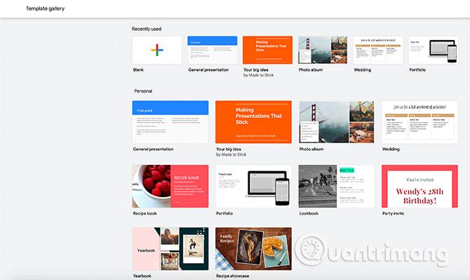 Cách tạo bài thuyết trình trong Google Slides - Ảnh minh hoạ 2