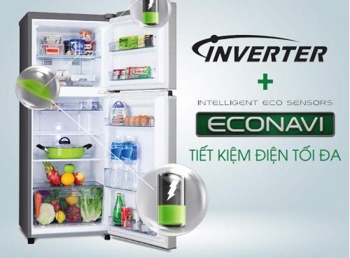 Tủ lạnh Panasonic - sự lựa chọn đáng tin cậy của mọi nhà