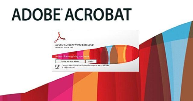 Những phím tắt Adobe Acrobat hữu ích