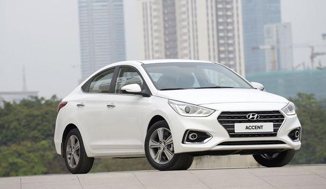 Hyundai Accent 2019 1