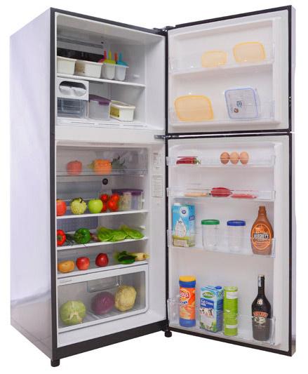 Tủ lạnh Hitachi 335 lít r-vg400pgv3 gbk 3