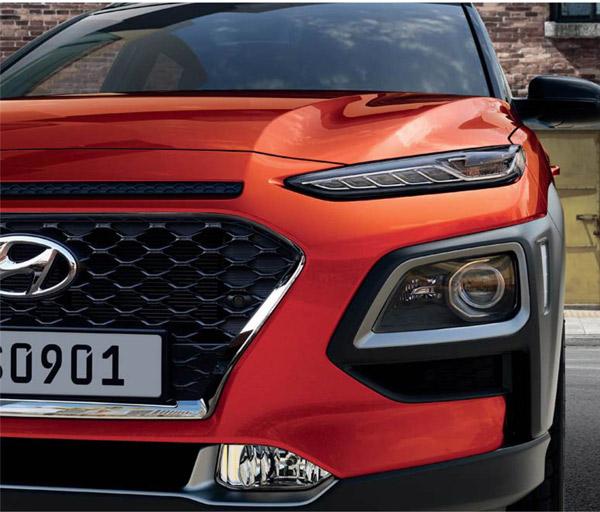 Giá xe Hyundai Kona 2019 3