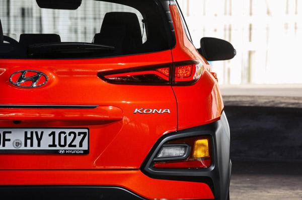 Giá xe Hyundai Kona 2019 5