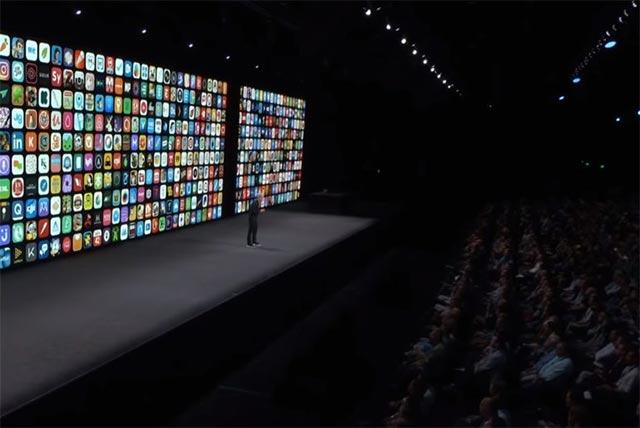 WWDC luôn nhận được sự quan tâm đặc biệt từ giới truyền thông