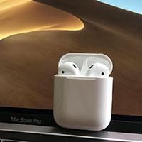 2 ứng dụng để sử dụng AirPods với máy Mac