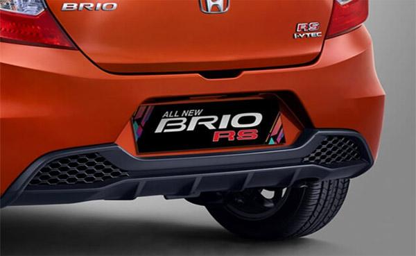 Xe ô tô Honda Brio 9