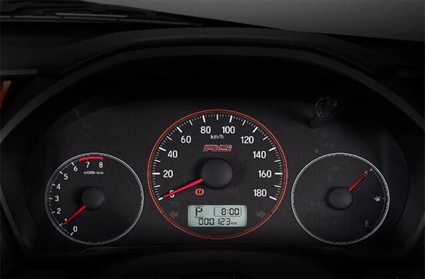 Xe ô tô Honda Brio 15