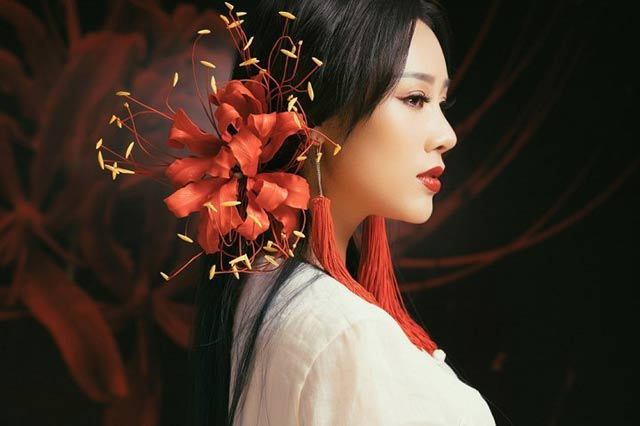Hình ảnh hoa bỉ ngạn - Tình yêu không trọn vẹn 1