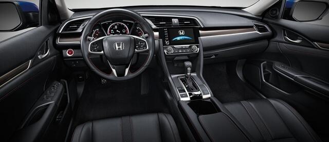 Honda Civic 2019 4