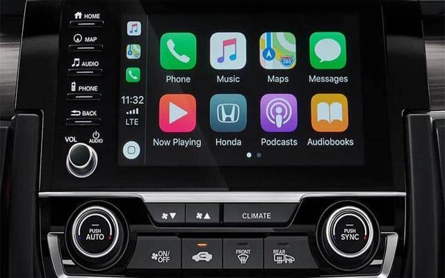 Honda Civic 2019 7