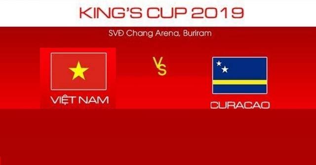 Chung kết King's cup 2019