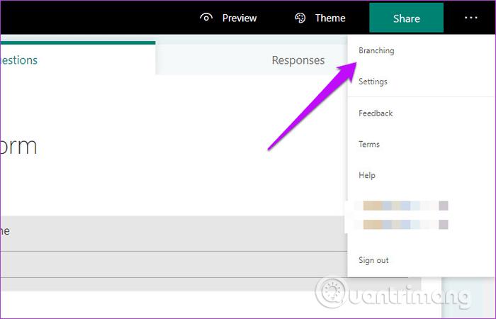 Hướng dẫn sử dụng Microsoft Forms - Ảnh minh hoạ 9