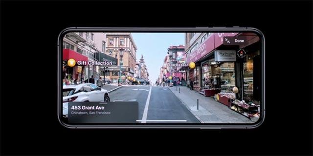 Apple bổ sung thêm nhiều tính năng mới cho Apple Maps trong